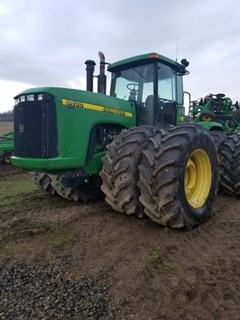 Tractor For Sale 1997 John Deere 9400 , 425 HP