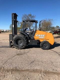Lift Truck/Fork Lift-Rough Terrain :  2018 Case 588H