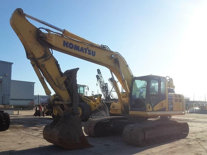 2013 Komatsu PC240LC-10 Excavator For Sale