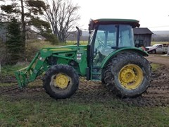 Tractor For Sale 2012 John Deere 5101E , 101 HP