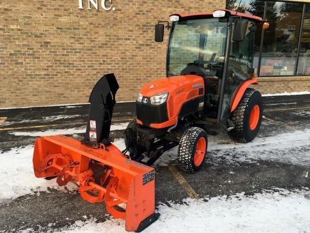 2014 Kubota B2650HSDC Tractor For Sale
