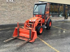 Tractor For Sale:  2013 Kubota B3200HSD