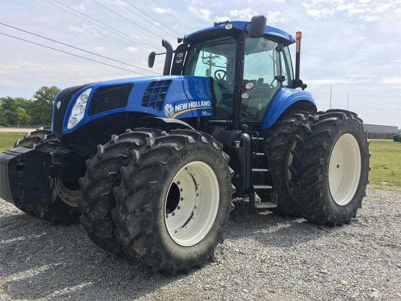 2013 New Holland T8.330 Tractor For Sale