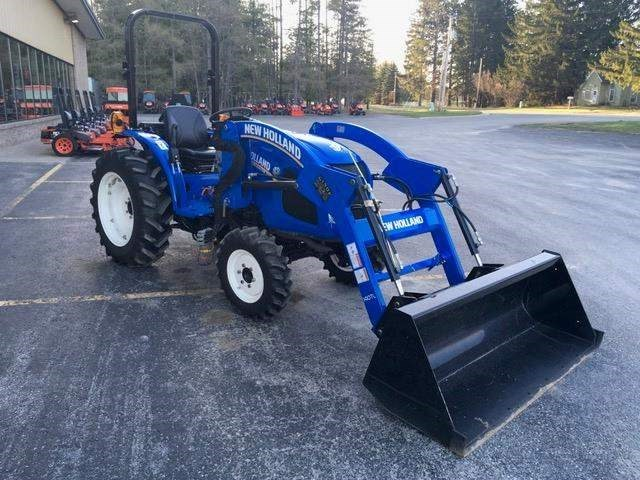 2016 New Holland WM 33 Tractor For Sale