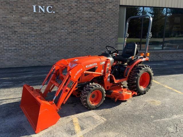 2014 Kubota B2320HSD Tractor For Sale