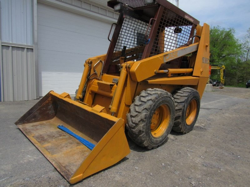 Case 1835C Skid Steer For Sale