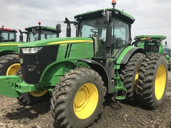 2017 John Deere 7210R Tractor For Sale