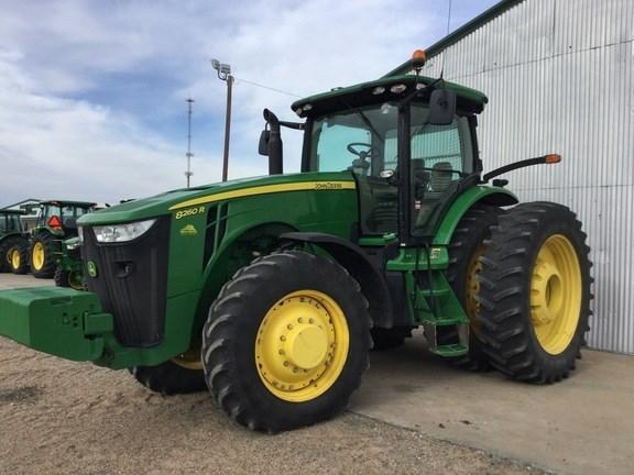 2012 John Deere 8260R Tractor For Sale