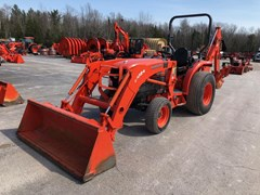 Tractor For Sale:  2008 Kubota L3240HST