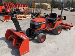 Tractor For Sale:  2004 Kubota BX1500