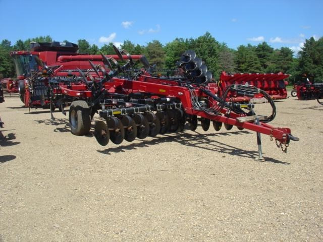 2010 Case IH 870-9S w/3 Bar Harrow Deep Till For Sale
