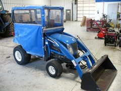 Tractor - Compact For Sale New Holland TZ24DA