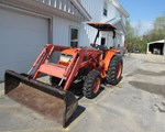 Tractor For Sale:  Kioti DK45, 45 HP