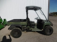Utility Vehicle For Sale 2008 John Deere XUV 850D OLIVE