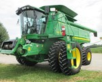 Combine For Sale: 2011 John Deere 9670 STS