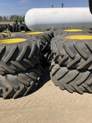 Michelin 800/72R38 MachXBib Wheels and Tires For Sale