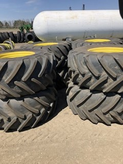 Wheels and Tires For Sale:  Michelin 800/72R38 MachXBib