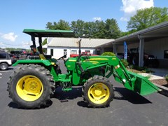 Tractor For Sale 2011 John Deere 5065E , 65 HP