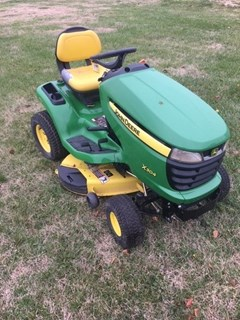 Riding Mower For Sale 2008 John Deere X304 , 17 HP