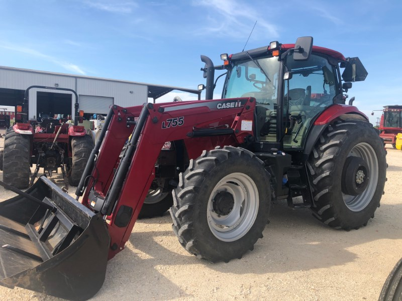 2014 Case IH MAXXUM Tractor For Sale