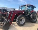 Tractor For Sale: 2014 Case IH MAXXUM, 140 HP