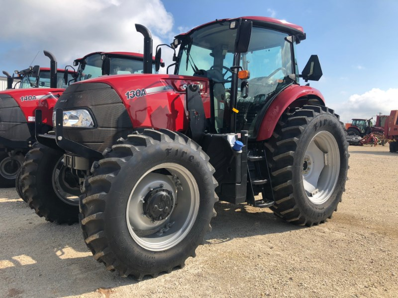 2015 Case IH 130A Tractor For Sale