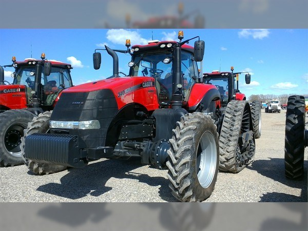 2016 Case IH MAGNUM 340 ROWTRAC Tractor For Sale