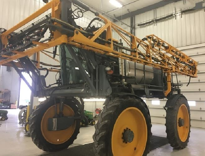 2010 Hagie STS10 Sprayer-Self Propelled For Sale