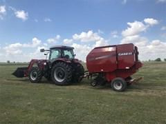 Tractor For Sale 2013 Case IH MAXXUM 125 , 125 HP