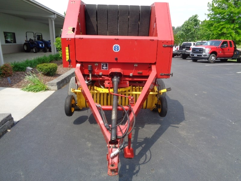 2001 New Holland 638 Baler-Round For Sale