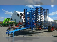 Disk Harrow For Sale 2014 Lemken RUBIN 9/600KUA