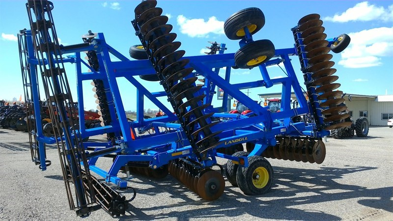 2012 Landoll 7431-33 Vertical Tillage For Sale