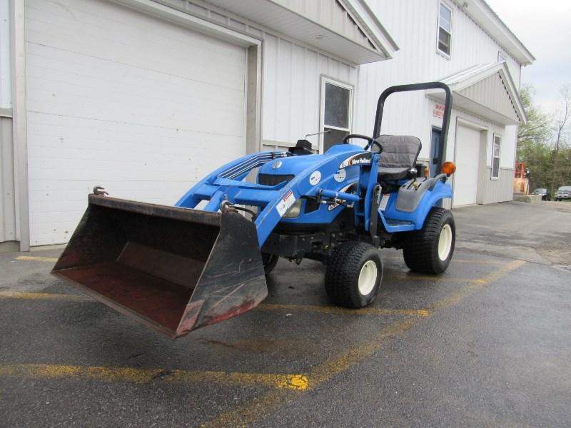 New Holland TZ18DA Tractor For Sale