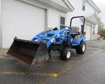 Tractor For Sale:  New Holland TZ18DA
