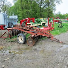 Disk Harrow For Sale Case IH 350