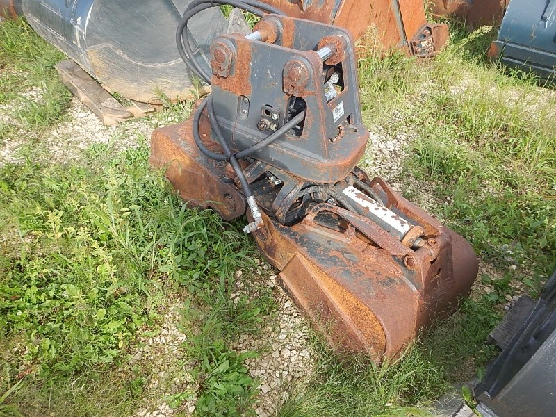 2011 Badger EXE, Grapple for Excavators Excavator Attachment a la venta