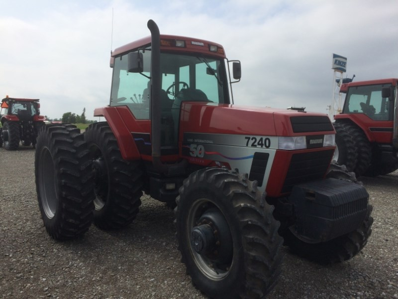 1990 Case IH 7140 Tractor For Sale