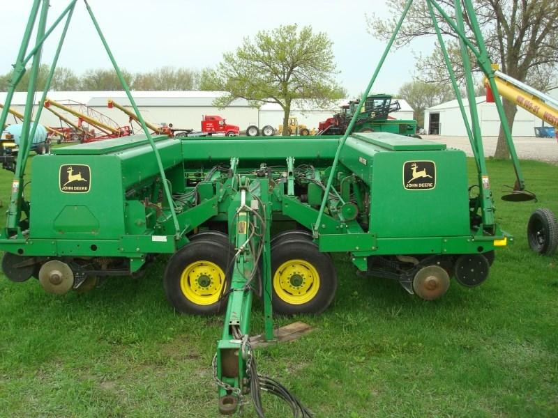 John Deere 455 Grain Drill For Sale