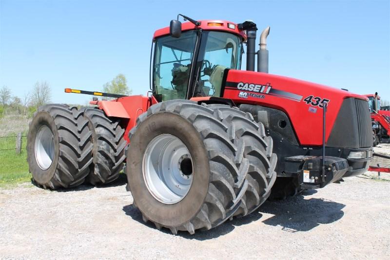 2008 Case IH 435 Steiger Tractor For Sale