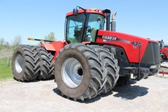 Tractor For Sale 2008 Case IH 435 Steiger , 435 HP