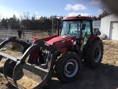 Tractor For Sale 2009 Case IH Farmall 95 , 95 HP