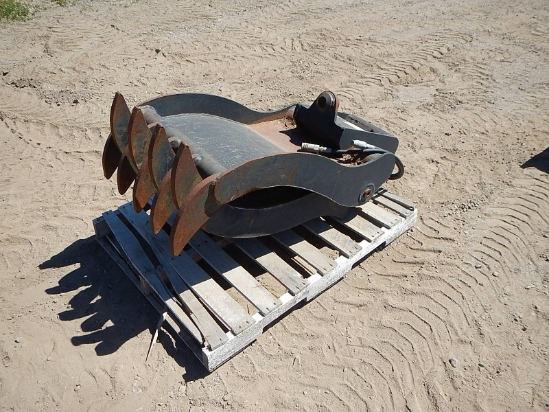2011 Wain-Roy CX80C, for Case CX55 Or Equivalent Excavator Attachment a la venta