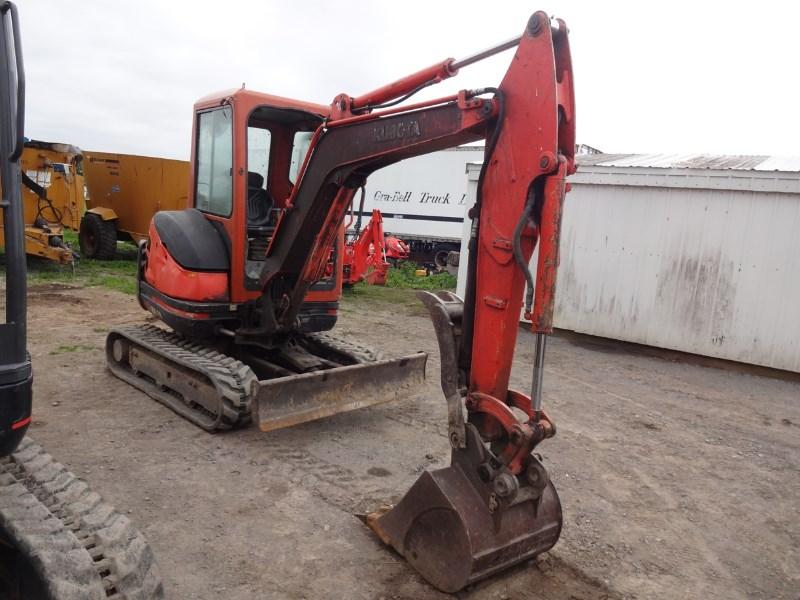 2006 Kubota KX71-3 Excavator-Mini For Sale