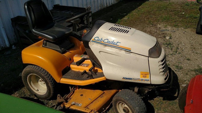 2008 Cub Cadet GT3100 Riding Mower For Sale