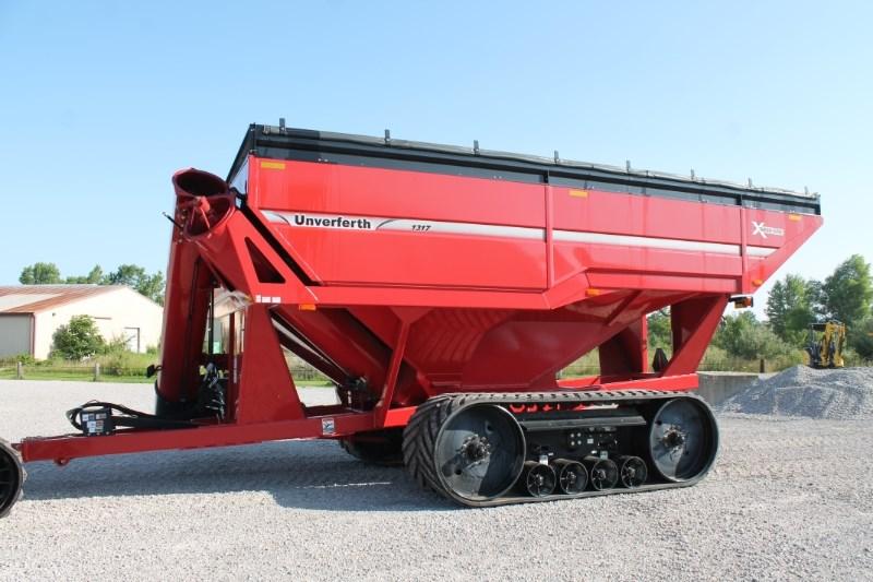 Unverferth 1317 Grain Cart For Sale