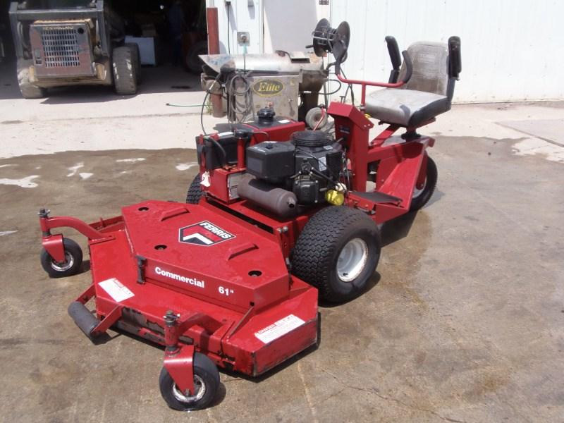 1999 Ferris H2222K Zero Turn Mower For Sale