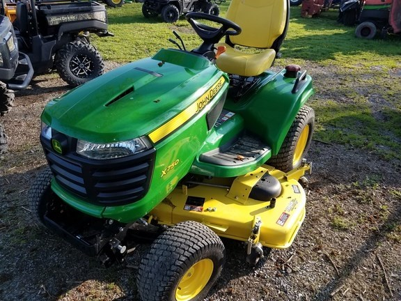 2013 John Deere X750 Riding Mower For Sale