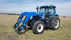Tractor For Sale 2012 New Holland T7.170 , 125 HP