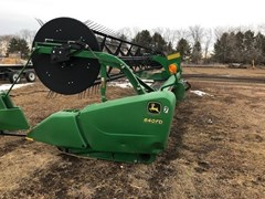 Header-Draper/Flex For Sale:  2013 John Deere 640FD