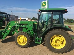 Tractor For Sale:  2016 John Deere 5075E , 75 HP